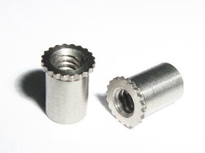压花螺母柱DSO,DSOS不锈钢压